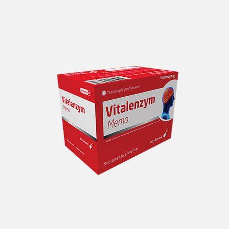 Vitalenzym Memo – 90 cápsulas – BioTop