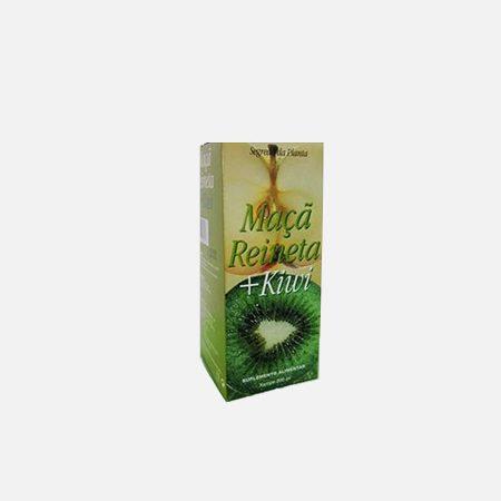 Xarope de Maçã Reineta + Kiwi – 200ml – Segredo da Planta