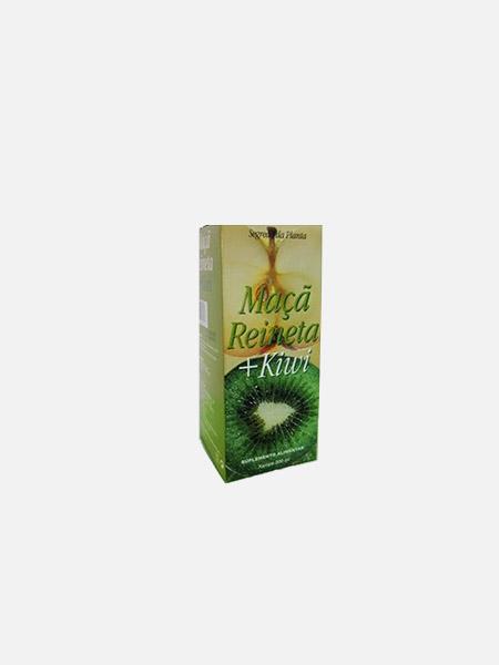 Xarope de Maçã Reineta + Kiwi - 200ml - Segredo da Planta