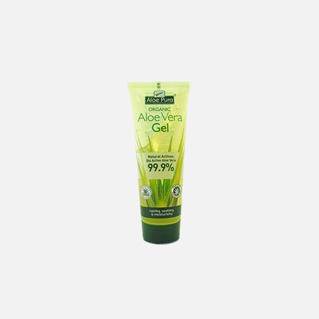 Aloe Vera 99,9% Gel – 200ml – Optima