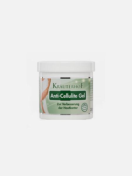 Anti-Celulite Gel de Massagem efeito quente - 250ml - ASAM