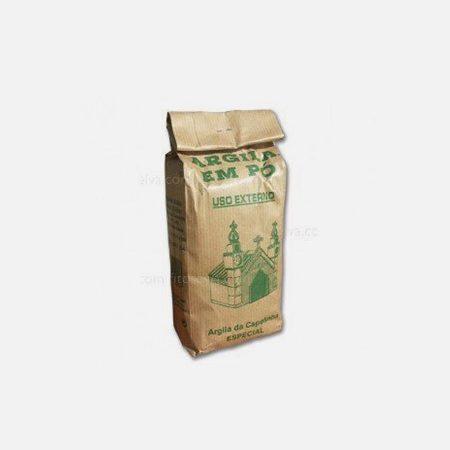 Argila Verde em Pó – 1Kg – Provida