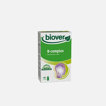 B-Complex – 45 comprimidos – Biover