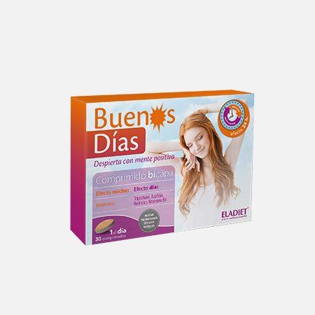 Buenos Días – 30 comprimidos – Eladiet