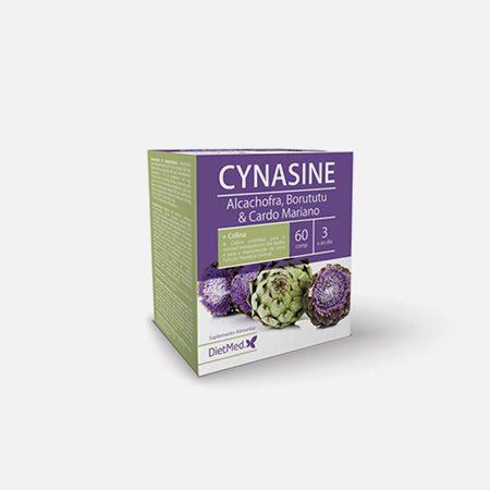 Cynasine Detox – 60 comprimidos – Dietmed