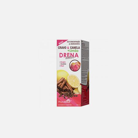 Drena Cravo & Canela + Limao – 500ml – Phytogold