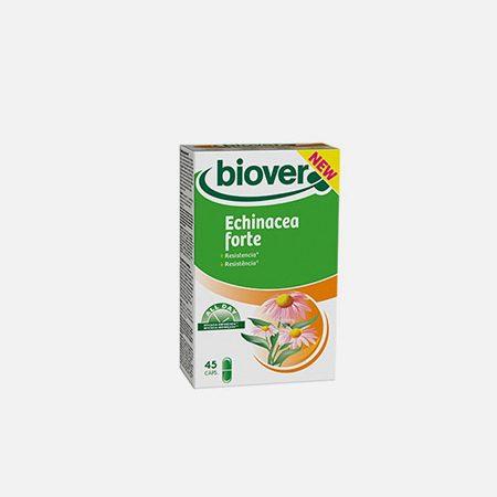 Echinacea Forte – 45 cápsulas – Biover
