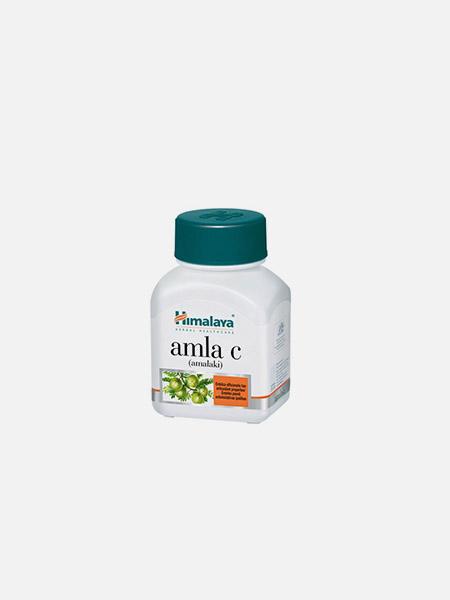 Herbals AMLA C (Amalaki) - 60 cápsulas - Himalaya
