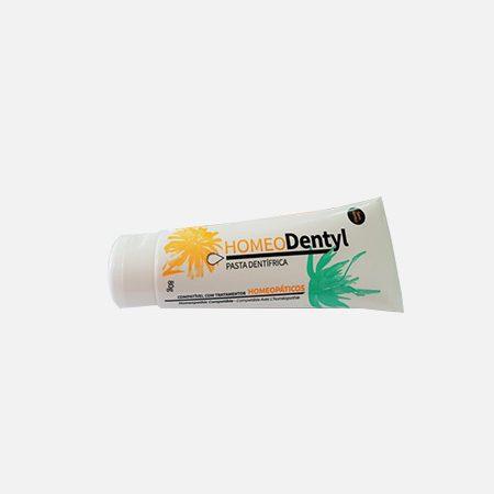HomeoDentyl Pasta Dentífrica Homeopática – 80g – Panfarma