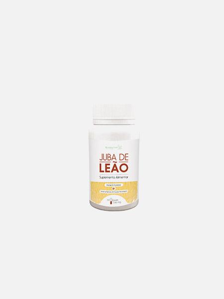 Juba de Leão - 60 cápsulas - Biocêutica