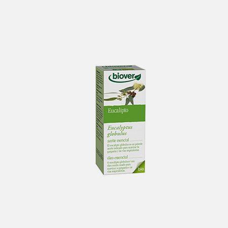 Óleo Essencial Eucalipto Eucalyptus globulus – 10ml – Biover