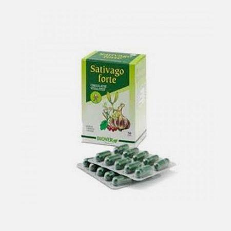 Sativago Forte – 60 cápsulas – Biover