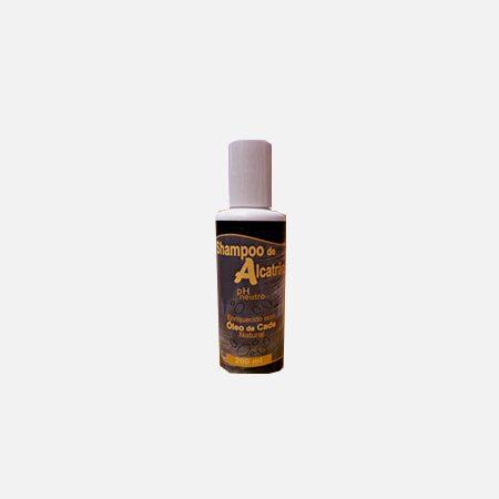 Shampoo de Alcatrão – 200ml – Segredo da Planta