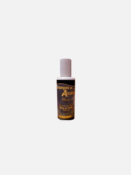 Shampoo de Alcatrão - 200ml -