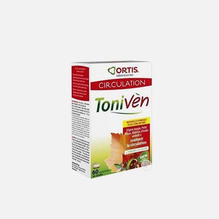 Toniven – 60 comprimidos – Ortis