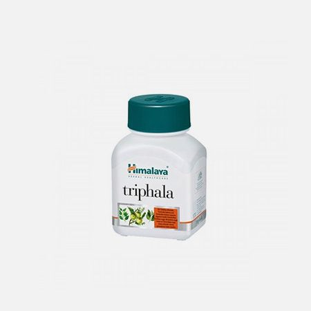 Triphala – 60 cápsulas – Himalaya