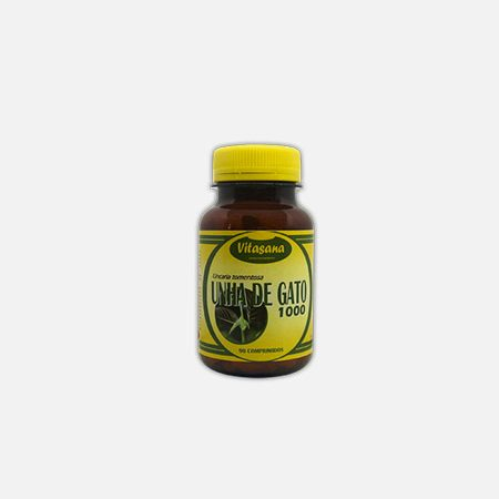 Unha de Gato 3000 – 90 comprimidos – Soldiet