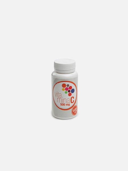 Vitamina C 500mg - 60 cápsulas - Plantis