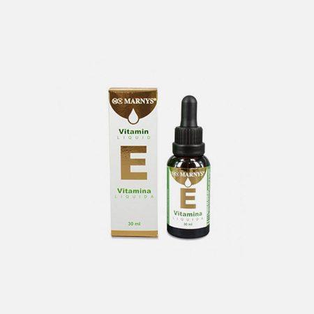 Vitamina E Liquida – 30ml – Marnys