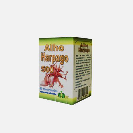 Alho Harpago 500 – 60 comprimidos – Viver