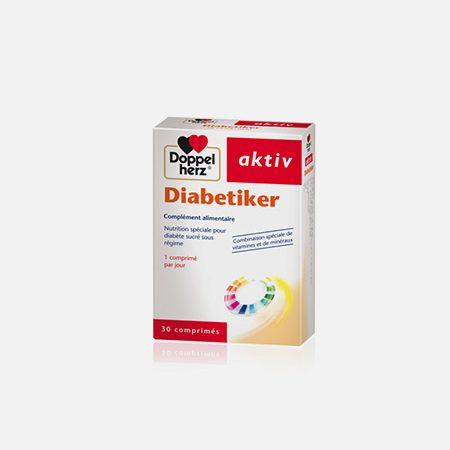 Diabetiker – 30 comprimidos – Doppelherz