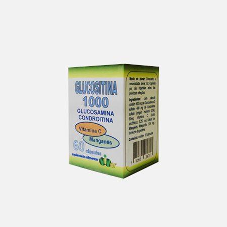 Glucositina 1000 – 60 cápsulas – Viver