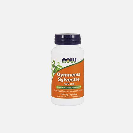 Gymnema Sylvestre 400 mg – 90 cápsulas – Now