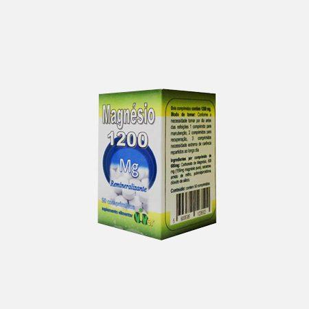 Magnesio 1200 – 50 comprimidos – Viver