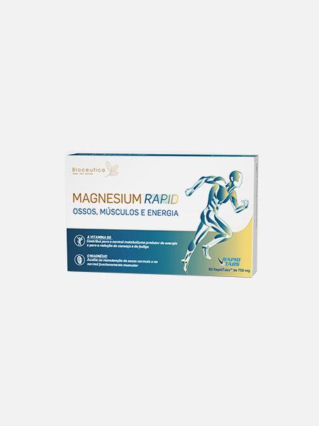 Magnesium Rapid - 60 RapidTabs - Bioceutica