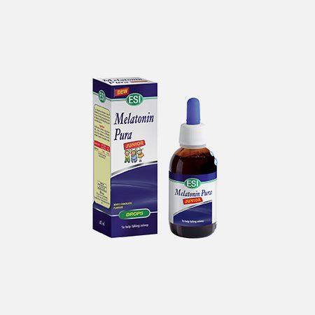 Melatonin Pura Junior gotas – 40ml – ESI