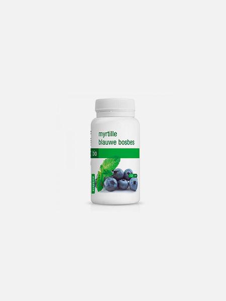 Mirtilo BIO 310 mg - 120 cápsulas - Purasana