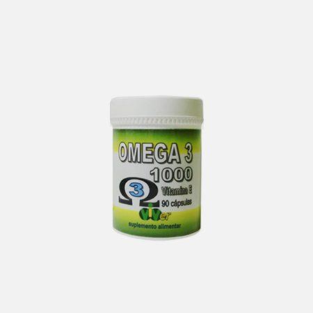Omega 3 1000 – 90 cápsulas – Viver