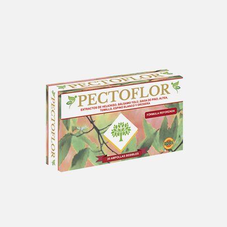 Pectoflor – 20 ampolas – Robis