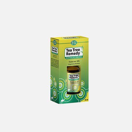 Tea Tree Remedy Oil 100% puro – 25ml – ESI