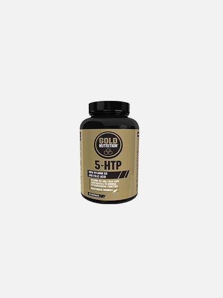 5-HTP - 60 cápsulas - Gold Nutrition