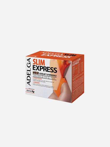 AdelgaSlim Express - 60 cápsulas - DietMed