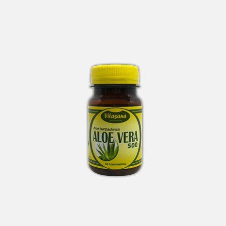 Aloe vera – 60 comprimidos – Soldiet