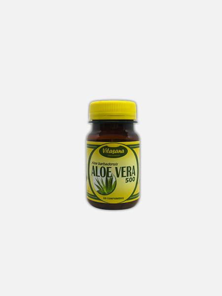 Aloe vera - 60 comprimidos - Soldiet