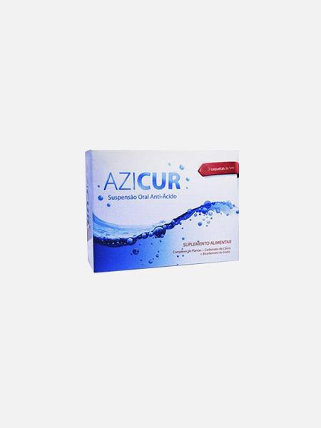 Azicur - 15 comprimidos - Soldiet