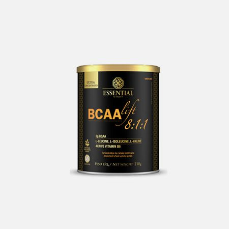 BCAALIFT 8:1:1 Lima – 210g – Essential Nutrition