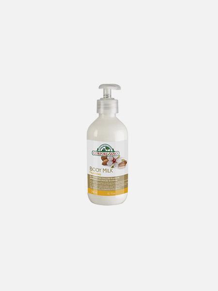 Body Milk Amêndoas Doces - 300ml - Corpore Sano