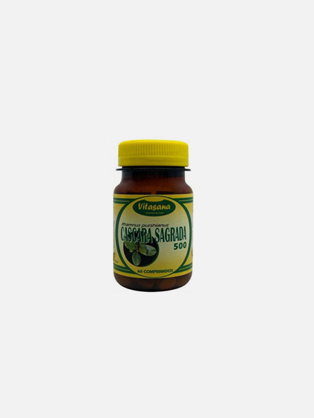 Cáscara Sagrada - 60 comprimidos - Soldiet