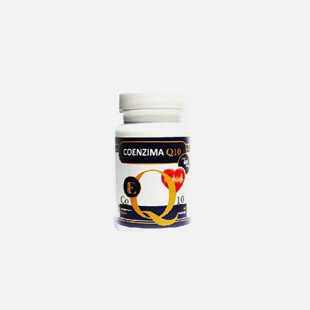 Coenzima Q10 + Vit. E – 60 lipidcáps – Soldiet