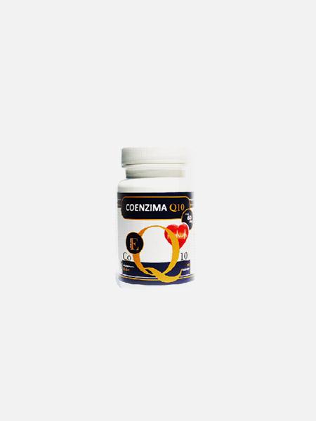 Coenzima Q10 + Vit E - 60 lipidcáps - Soldiet