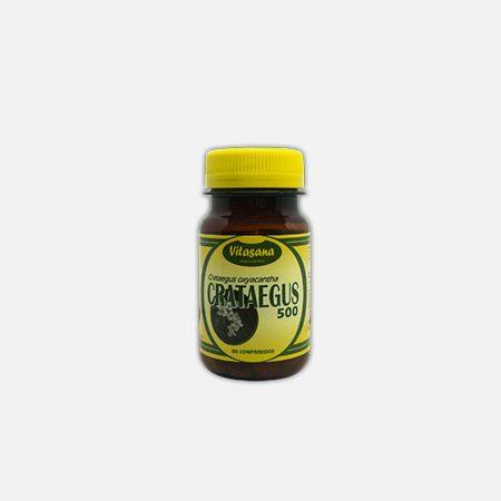 Crataegus – 90 comprimidos – Soldiet