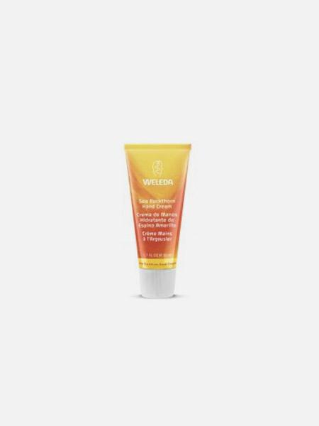 Creme Hidratante para as Mãos de Espinheiro Amarelo - 50ml - Weleda