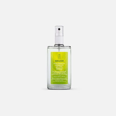 Desodorizante de Citrus – 100ml – Weleda