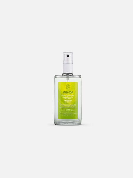 Desodorizante de Citrus - 100ml - Weleda