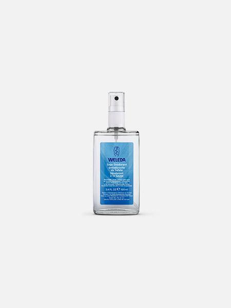 Desodorizante de Salva - 100ml - Weleda