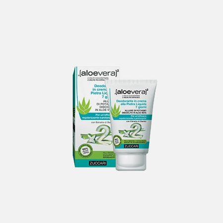 Desodorizante em Creme Com Pedra De Alúmen – 30ml – Zuccari